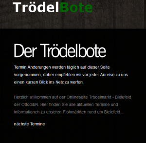 Troedelbote