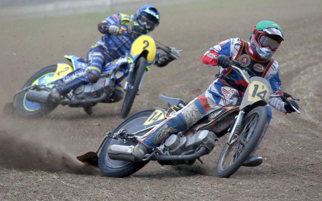 ADAC Motorradrennen – FIM-Europe Individual Grass Track Championship SF1