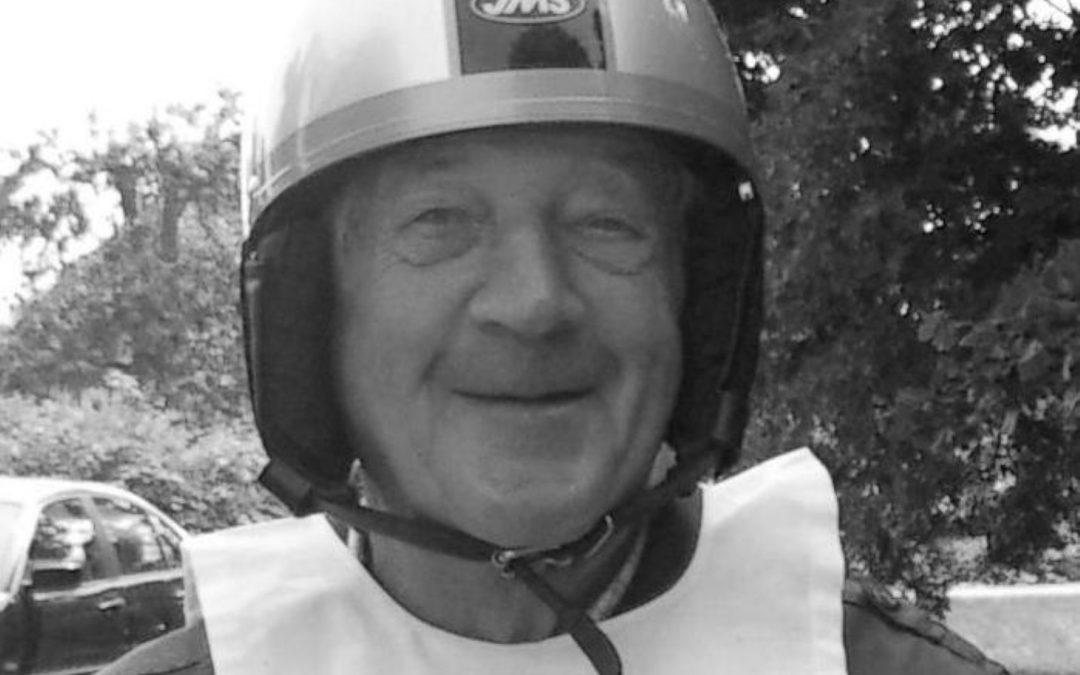 Klaus Wenzel verstorben