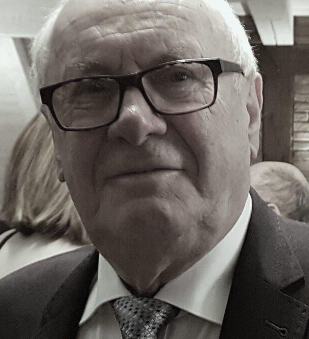 Helmut Unbehaun verstorben